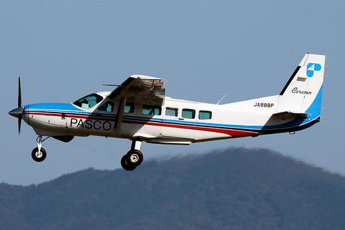 JA888P Cessna 208 Caravan NKM