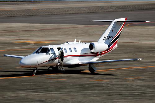 JA525Y Cessna 525 CitationJet CJ1  NKM