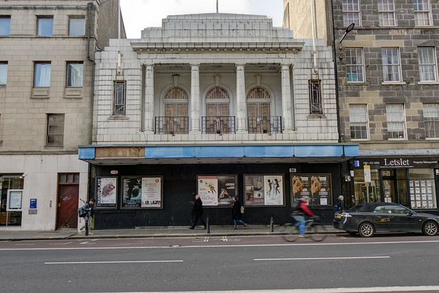 Former Odeon Cinema, Edinburgh