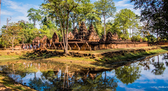 Photo:2019 - Cambodia - Siem Reap - Banteay Srei - 17 By Ted's photos - For Me & You