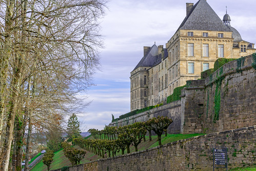 Hautefort Chateau