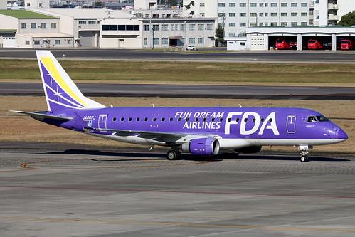 JA06FJ Embraer ERJ.175STD FDA  NKM