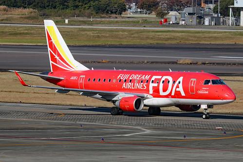 JA01FJ Embraer ERJ.170STD FDA  NKM