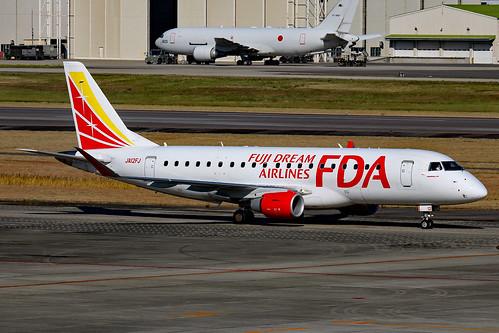 JA12FJ Embraer ERJ.175STD FDA  NKM