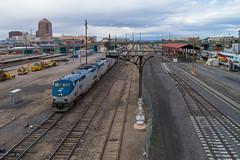 Amtrak 3 @ Albuquerque