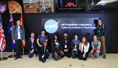 NCAS Winter 2020 at NASA/JPL