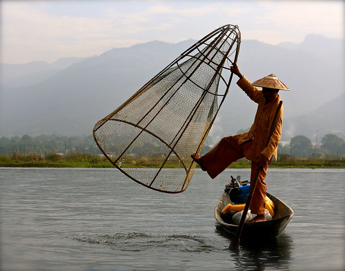 173A5250 Traditional Fisherman