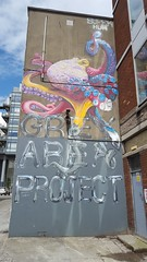 #GreyAreaProject Subset Burgess Lane, Smithfield