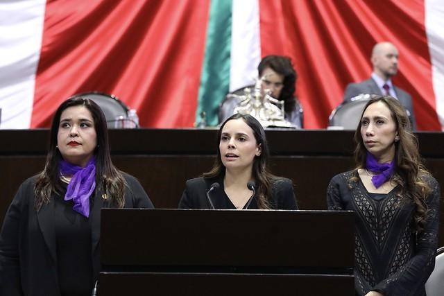 18/02/2020 Tribuna Dip. Ana Patricia Peralta de La Peña