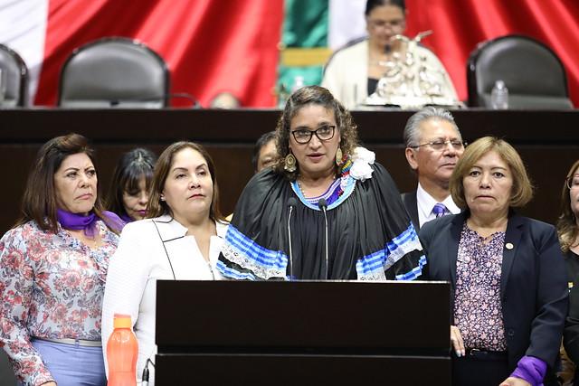 18/02/2020 Tribuna Dip. Rosalba Valencia Cruz