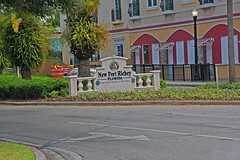 Entrance to New Port Richey, FL ( 6 of 7)