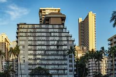 Balconies - Aqua Ohia Waikiki Studio Suites Hotel - Honolulu, Hawaii