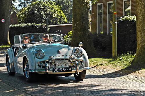 Triumph TR3A 1958 (2271)