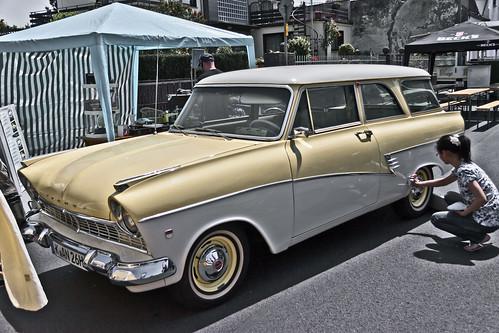 Ford Taunus 17M Turnier De Luxe 1959 (1185)