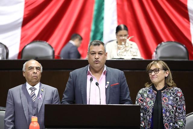 18/02/2020 Tribuna Dip. Arturo Villa Villegas