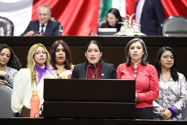 18/02/2020 Tribuna Dip. Rocío del Pilar Villarauz Martínez