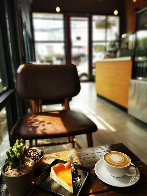 Café Coffee Shop Nonthaburi  © Bangkok Thailand Southeast-Asia © Südost-Asien