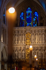 Candlelit photography evening, Southwark Cathedral