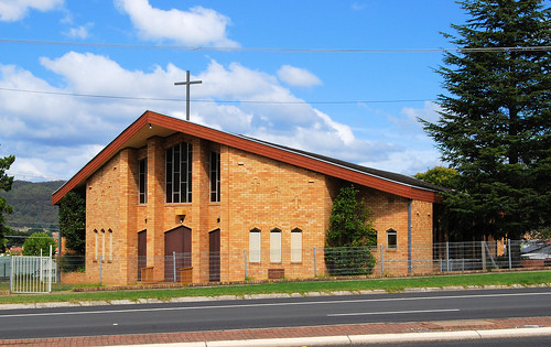 Lithgow Baptist Church, Lithgow, NSW.