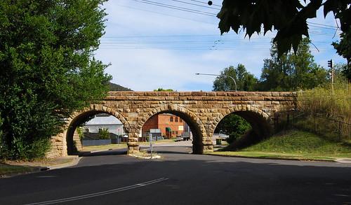 James St Bridge, Lithgow, NSW.