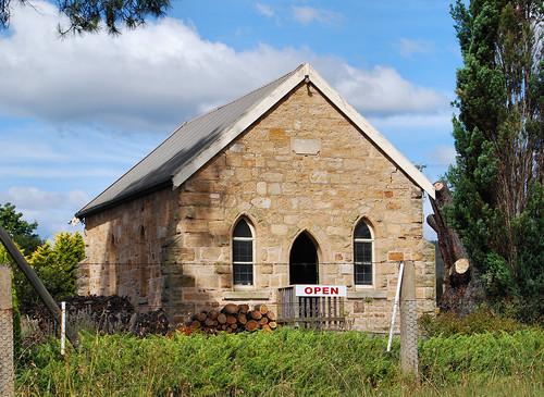 Marrangaroo Union Church, Marrangaroo, NSW.