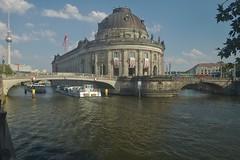 2018-08-04 DE Berlin-Mitte, Spree, Bode-Museum, Monbijoubrücke, Berliner Fernsehturm, Sanssouci 05613760