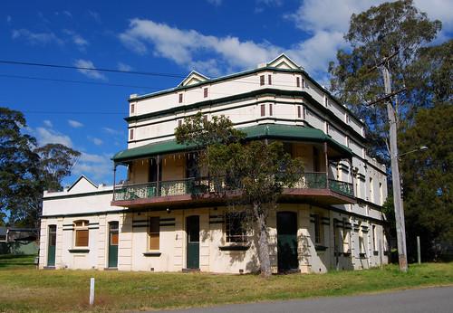 Killingworth Hotel, Killingworth, Newcastle, NSW.