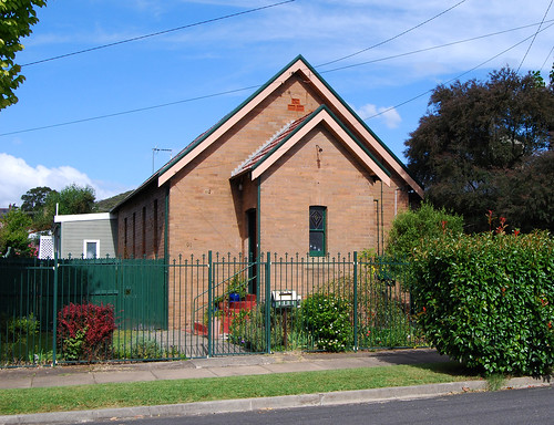 Former Church, Lithgow, NSW.