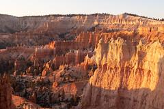 Bryce Canyon Sunrise Ridges