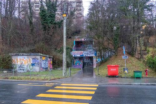Avenue de la Vallombreuse, Lausanne