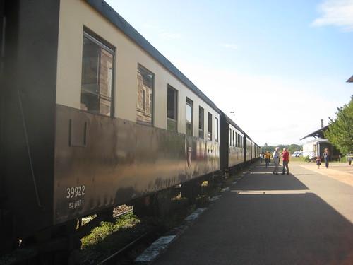 Ried Express - Bahnhof vu Volgelse
