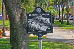 Dr. Fredrick A. Grassin Bridge, Entrance to New Port Richey, FL (7 of 7)