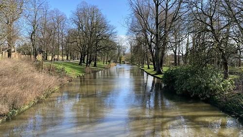 The beautiful city of Brugge Feb 2020
