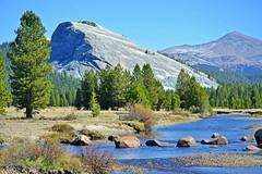 Lembert Dome Over Tuolumne River, Yosemite 2019