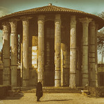 Tempio di Ercole Vincitore - https://www.flickr.com/people/92228825@N06/