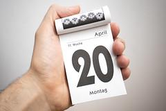 20. April – Tag der Doppelgänger