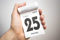 25. April – Tag der Sekretärinnen und Sekretäre
