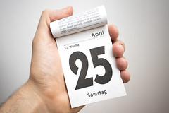 25. April – Tag gegen Lärm