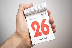 26. April - Umarme-einen-Australier-Tag