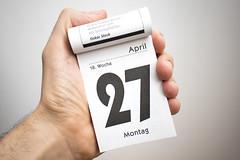 27. April – Tag des Morsecodes