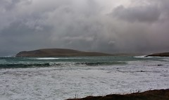Stormy Quendale Bay  IMG_7690