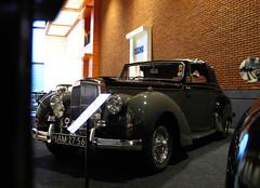 1955 Alvis TC 21/100 Drophead Coupé