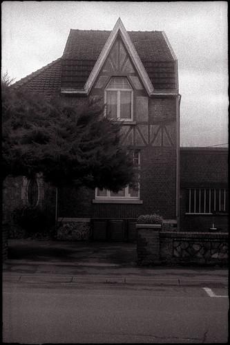 Maison timide