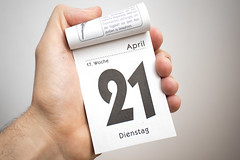 21. April – Tag der langen Wörter und Begriffe
