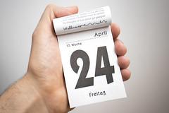 24. April – Würstchen-im-Schlafrock-Tag