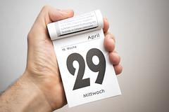 29. April – Tag des Reißverschlusses