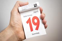 19. April - Tag des Knoblauchs