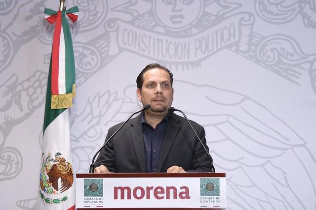 18/02/2020 Conferencia De Prensa Diputado Alejandro Carvajal