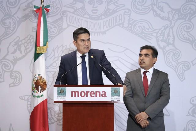 18/02/2020 Conferencia De Prensa Diputado Pável Jarero