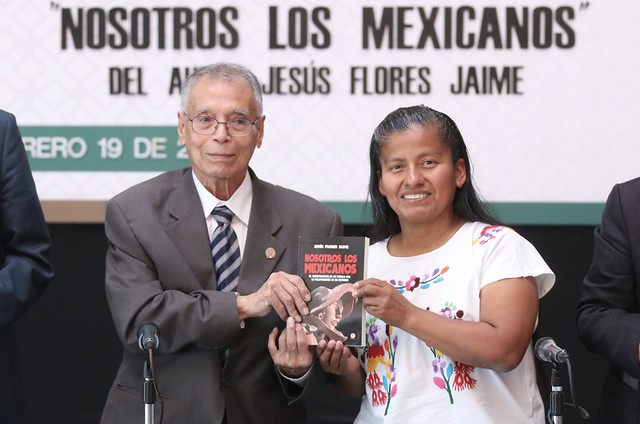 19/02/2020 Comisión De Pueblos Indígenas Presentación Del Libro Nosotros Los Mexicanos